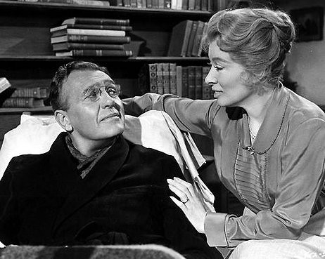 Ralph Bellamy and Greer Garson in Sunrise at Campobello (1960)