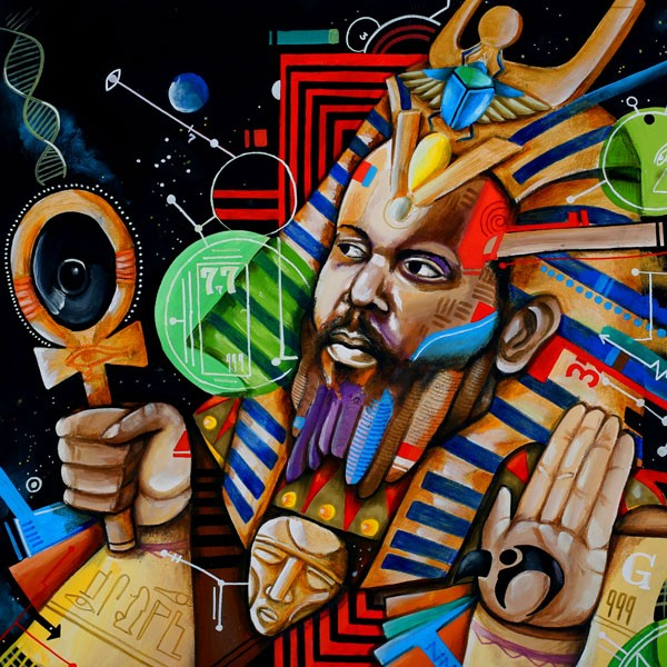 Ras G, Back on the Planet