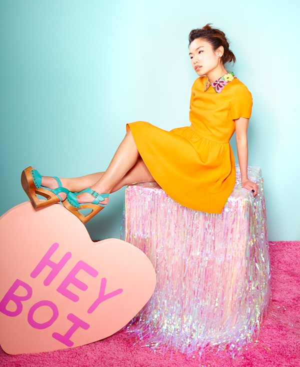 PHOTO BY COLLEEN DURKIN; STYLING BY AGGA B. RAYA; PROPS AND SET BY DOUG JOHNSTON AND COLLEEN DURKIN