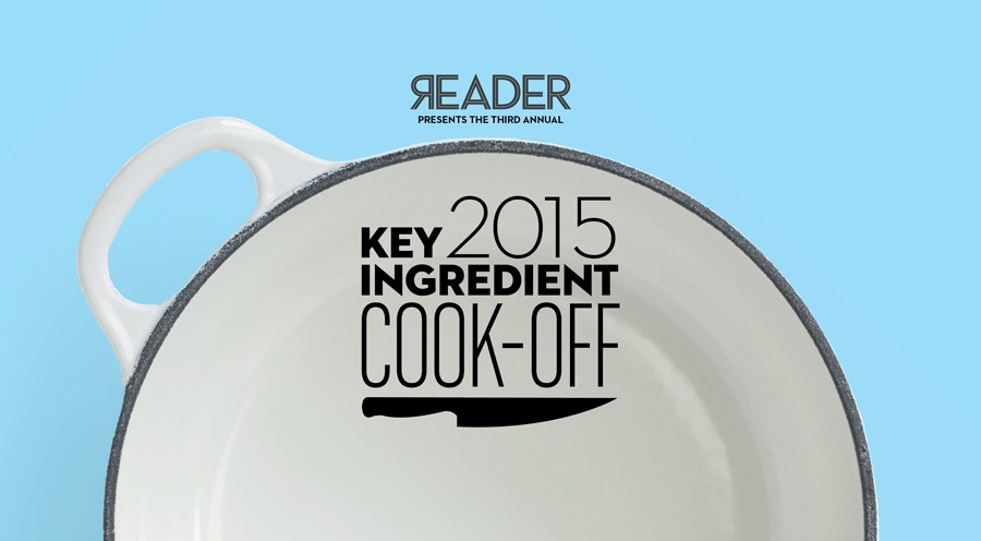 Reader presents the third annual Key Ingredient Cook-Off 2015