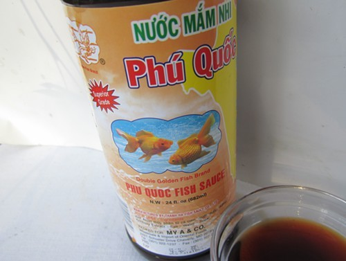 One bite the finest fish sauce in the world bleader for Whole foods fish sauce