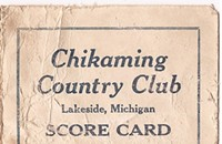 Chikaming Country Club at 100