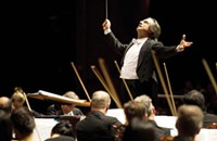 Riccardo Muti's calling in, from Italy