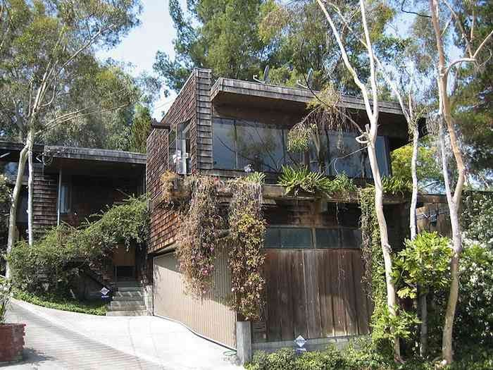 Richard Neutra, who designed this Los Angeles residence, is one of the architects profiled in the film.