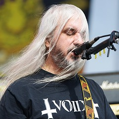 Riot Fest day two: White-haired front men and a little puke