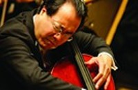 <i>Reader</i>'s Agenda Sat 5/18: Yo-Yo Ma, acclaimed hors d'oeuvres, and rap karaoke