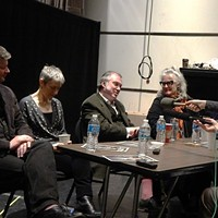 Designer Johan Engels has died, but Lyric Opera's Ring cycle creative team soldiers on