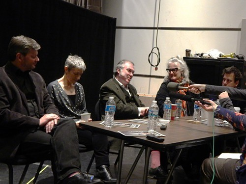 Rob Kearley, Denni Sayers, David Pountney, Marie-Jeanne Lecca, Matthew Rees