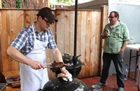Cook out with the man behind <i>The Meat Hook Meat Book</i>