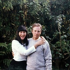 Robert Durst and his best friend Susan Berman, who he is suspected of murdering.