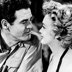 Robert Ryan and Marilyn Monroe in Fritz Lang's Clash by Night (1952)