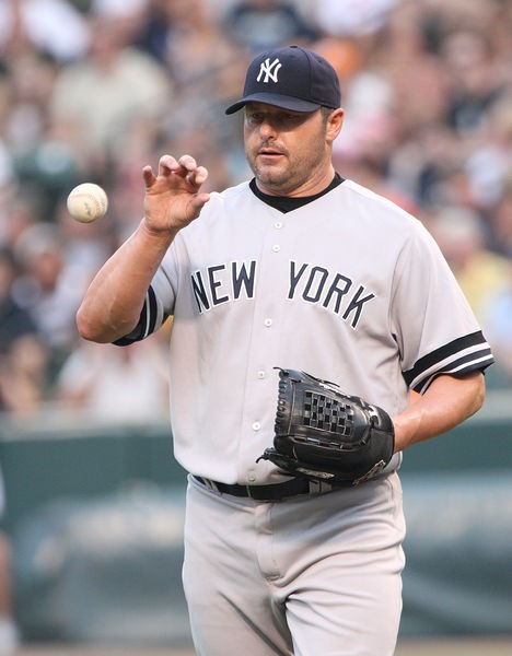 Roger Clemens was not voted into the Baseball Hall of Fame