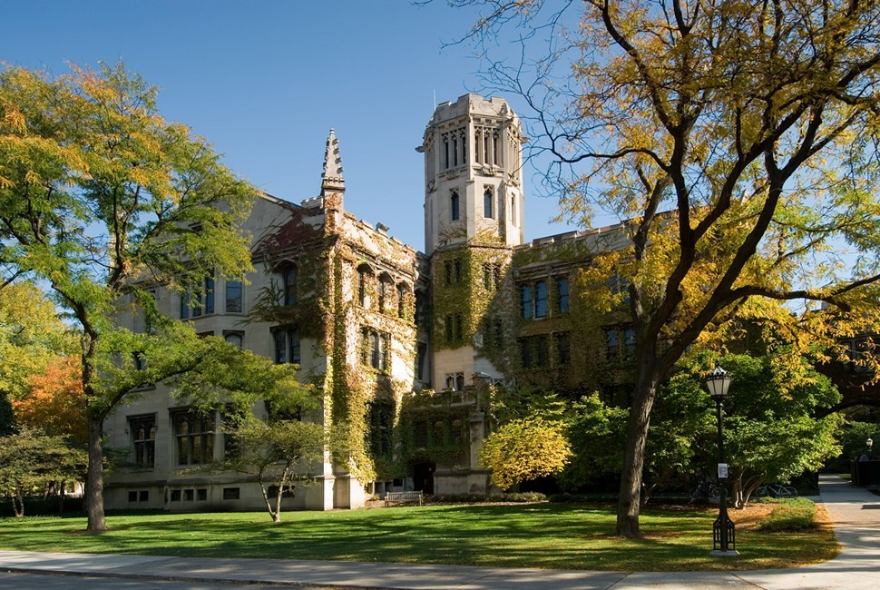Rosenwald Hall, University of Chicago
