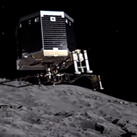 A U. of C. scientist's robotics are helping with that cool comet mission