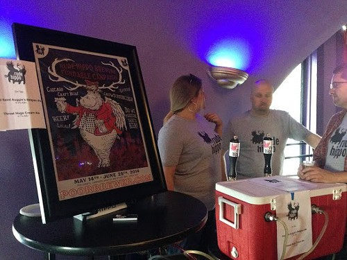 Rude Hippo Brewing at the New Brewer Showcase