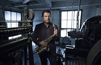 Saxophonist Rudresh Mahanthappa pays homage to Charlie Parker his way