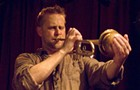Trumpeter Russ Johnson raises his Chicago profile