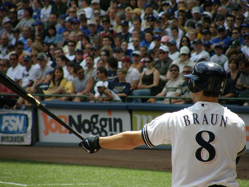Ryan Braun has been suspended for the rest of the season