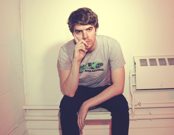 Ryan Hemsworth - SEAN BERRIGAN