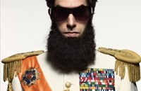 Now playing: Sacha Baron Cohen is the not-so-great <i>Dictator</i>