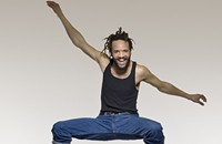 <i>Savion Glover's Stepz</i> hits some stormy weather
