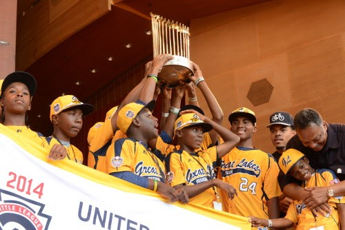 Say it aint so, Jackie Robinson West, say it aint so.