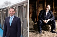 Scott Davis and Mark Thomas take on Alderman Tom Tunney