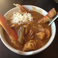 The gumbo's got personality at Anita's Gumbo in Avalon Park
