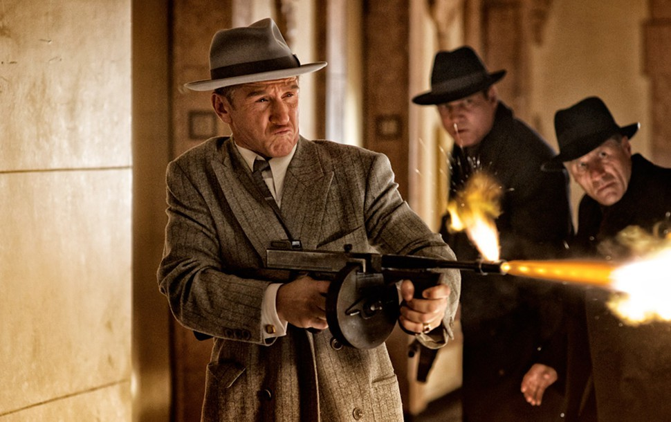 Gangster Squad is the most violent Hollywood movie in . . . two ...