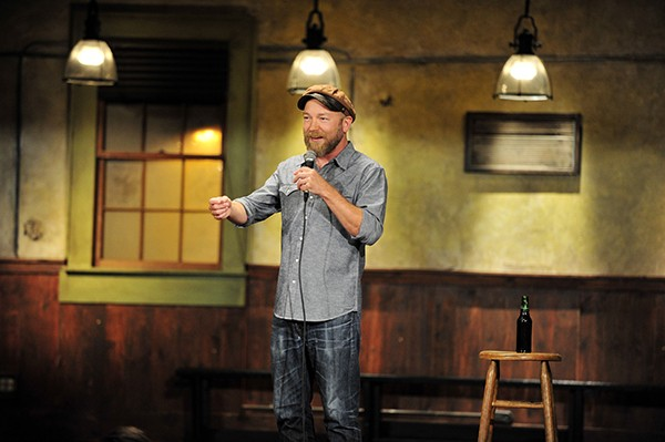 See Kyle Kinane at the Second Annual 26th Annual Comedy Festival - MOSES ROBINSON