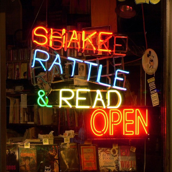Shake Rattle & Read, which sells used books and records at 4812 N. Broadway - TOM CRUZE/SUN-TIMES MEDIA