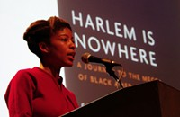 On Sharifa Rhodes-Pitts, author of <em>Harlem Is Nowhere</em>