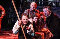 Shattered Globe Theatre's <i>The Whaleship</i> Essex pulls a Melville