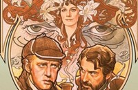 Sherlock Holmes meets Sigmund Freud in <i>The Seven-Per-Cent Solution</i>