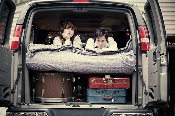 Shovels & Rope - LESLIE RYAN MCKELLAR