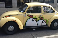 Show us your . . . chicken car