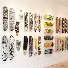 Show us your . . . skate decks
