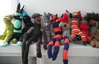 Show us your . . . sock creatures