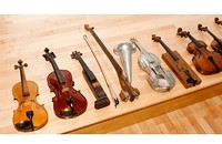 Show us your ... violin collection