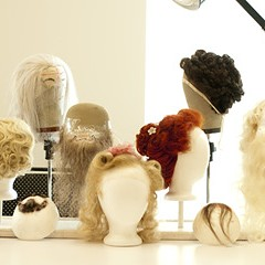 Show us your . . . wigs