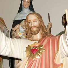 Show us your…religious statues