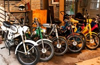 Show Us Your...moped collection
