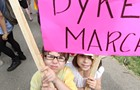 Sights and sounds of Dyke March