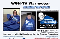 Snuggle up with Tom Skilling