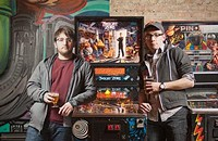 So an indie video-game designer walks into an arcade bar . . .