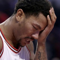 So-called basketball player Derrick Rose