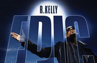 So This Is What R. Kelly's Next Record Will Look Like