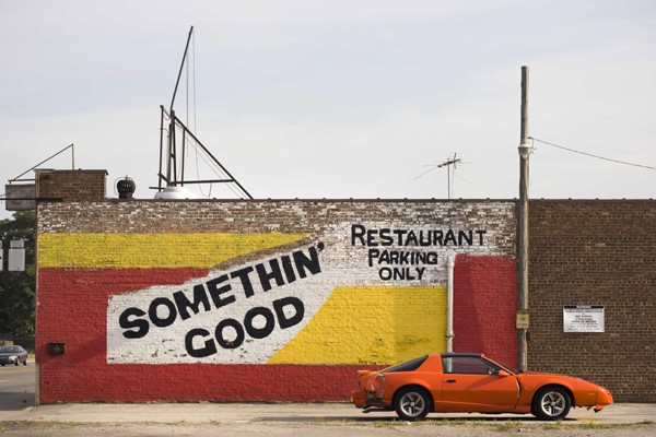 Something Good: Hammond Indiana. Hammond, July. By Heather A. Phillips, 32, research manager, Ravenswood - HEATHER PHILIPS