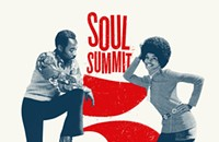 Soul Summit celebrates its fifth anniversary in the gig poster of the week