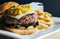 Spritz Burger: Last seat on the burger bandwagon